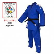 Green HIll 2015 IJF Approved Judo Gi - Blue