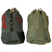 Large Canvas Gi Bag