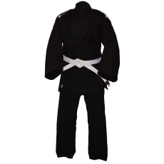 Black Double Weave Gi