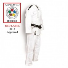 Green HIll 2015 IJF Approved Judo Gi - White