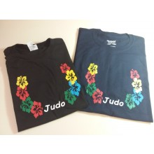 Hawaiian Judo Tee