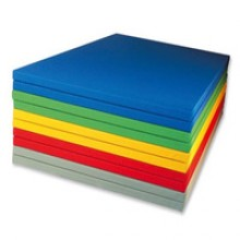 Judo Mats in Stack